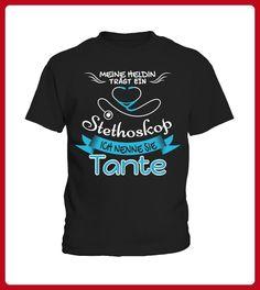 Tante trgt Stethoskop Kinder - Shirts für kinder (*Partner-Link)