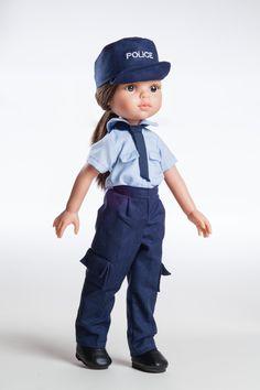 Кукла Кэрол-полицейский, 32 см | Купить с доставкой | My-shop.ru