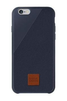 De ultieme bescherming: de CLIC 360 van Native Union voor iPhone 6 Plus in blauw. #iPhone6Plus #case #fall