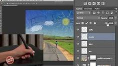 Craftsy - YouTube   learn to paint & draw on your photos