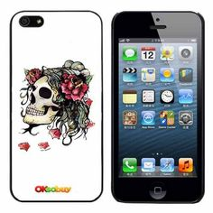 Zombie Pattern Fashion Design Hard Case Cover Skin Protector for Iphone 5 At