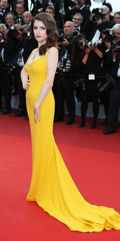 The Best Looks from the 2016 Cannes Film Festival Red Carpet - Anna Kendrick  - from InStyle.com