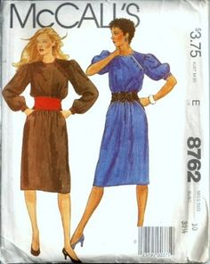 From the days when people actually attempted to make clothes. I used to help lay out the patterns.