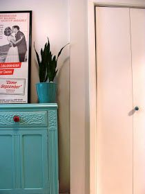 Mabel's House: Aqua It Is Aqua, Teal, Turquoise, Armoire, Tall Cabinet Storage, House, Spaces, Furniture, Home Decor