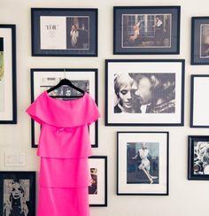O escritório da Rachel Zoe em Los Angeles