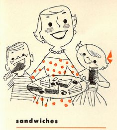 Home Meal Planner - Sandwiches by wardomatic, via Flickr