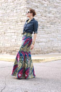 Love this skirt...