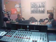 Entrevistando en Radio Vallekas a Iván Alvarado, Intervención social con el teatro. (2011).