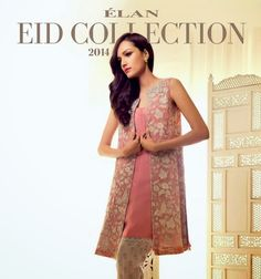 Elan Ready To Wear Eid Collection 2014 | Luxury Pret For Luxury Girls – She9 | Change the Life Style - FASHIONPAB