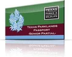 Texas Parklands Passport