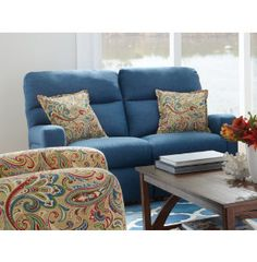 Reclining Loveseat | Recliner Sofas | Living Rooms | Art Van Furniture - Michiganu0027s Furniture Leader  sc 1 st  Pinterest & Ashanti Recliner from Gardner-White Furniture #gw2win | FOR MOM ... islam-shia.org