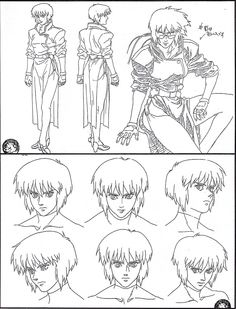 Character Model Sheet, Character Concept, Character Art, Concept Art, Cyberpunk Character, Cyberpunk Art, Manga Art, Manga Anime, Anime Art