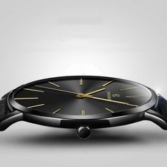 Unique Luxury Ultra-Thin Wrist Watch for Men. #watch #WristWatchforMen