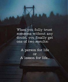 BEST LIFE QUOTES    When you fully trust someone.. —via https://ift.tt/2eY7hg4