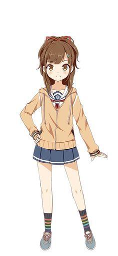 Mei Irizaki / Hai-Furi