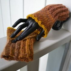 Get these Cozy Wool Blend Wrist Warmers/Fingerless Gloves for free over at Listia.:)