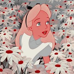 Alice in wonderland Foto Cartoon, Cartoon Icons, Cartoon Memes, Cartoons, Disney Aesthetic, Aesthetic Themes, Aesthetic Anime, Alice In Wonderland Cartoon, Alice In Wonderland Aesthetic