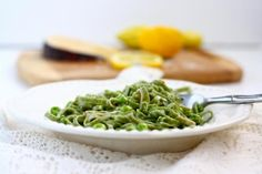 Green Goddess Pasta/has nothing to do with the salad dressing!