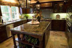 Old World Kitchen Design Ideas | 75 Best Old World Kitchens Images On Pinterest Cuisine Design