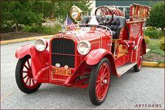 old FIRE TRUCKS | Antique Fire Truck
