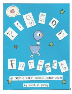 Lots of fun Pigeon/Mo Willems activities