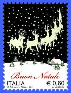 francobolli natale italia - Pesquisa do Google