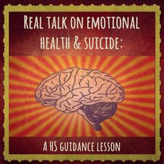 This CBT inspired school counseling lesson challenges automatic negative thoughts about mental illness and encourages flexible thinking about mental health. Suicide is an important emotional health topic in schools. As school counselors it is our job to grow student knowledge about emotional health in helpful, healing, empowering ways.