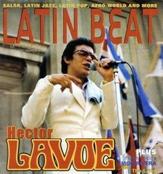 Hector Lavoe Latin Beat Cover
