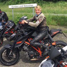 Karin Verbeek on Tour in Hessen