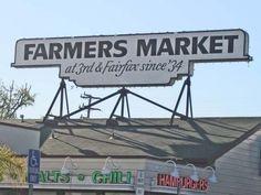 Farmers Market, Los Angeles