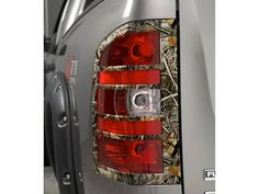 Realtree Max-5 Camo Tail Light Covers