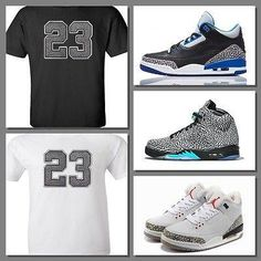 8fccad4d27c7 EXCLUSIVE TEE SHIRT to match ANY NIKE AIR JORDAN ELEPHANT PRINT SNEAKERS!  23-ELE