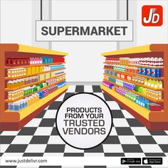 Patrons from Delhi NCR, Now buy products from your favourite store Daily Delite on #JustDelivr and get them home delivered in no time. Also look for our vendor in your locality. Visit today Justdelivr.com
