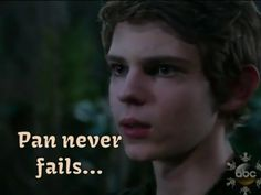 Once Upon a Time's Peter Pan shows how evil he truly is.