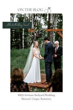 Planning a wedding during Covid? This wedding shows just how amazing your day can still be! Wedding Show, Gray Weddings, Wedding Trends, Wedding Planning, Wedding Inspiration, Lily, Backyard, Romantic, Blog