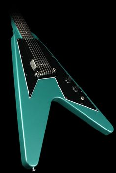 Gibson Flying V Wraparound 1PU Inverness Green