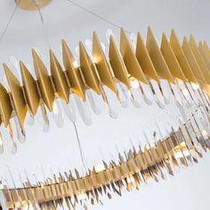 Luxury Chandelier, Chandelier In Living Room, Luxury Lighting, Modern Chandelier, Contemporary Light Fixtures, Large Chandeliers, Luxury Rooms, Best Sellers, Lights