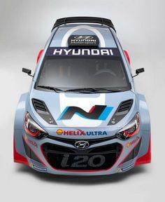 Fotos Hyundai i20 WRC 2014