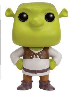 Shrek POP! Movies Vinyl Figur Shrek 9 cm   Shrek - Hadesflamme - Merchandise - Onlineshop für alles was das (Fan) Herz begehrt!