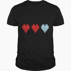 8 bit level heart , Order HERE ==> https://www.sunfrog.com/Gamer/110551048-324233769.html?89699, Please tag & share with your friends who would love it , #jeepsafari #xmasgifts #superbowl