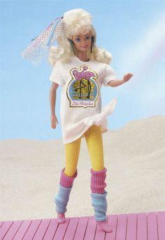 1988 - Fashion Barbie