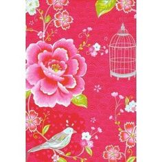 Pip Studio wallpaper 2011 Birds in Paradise 313011