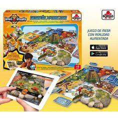 Juguete INVIZIMALS JUEGO DESAFIO PRECIO 18,84€ en IguMagazine#juguetesbaratos