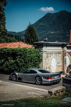 Homologation (Extra) Special The Mercedes-Benz CLK GTR