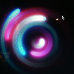 #motion #flow #circular #animation #beam #processing by William Ismael | Willpower LifeForce    http://williamismael.com/graphic-arts/tronic-flow/