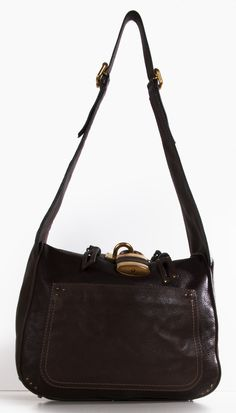 choloe handbags - CHLOE GOLDIE DOUBLE CARRY BAG IN LONG HAIR-CALF (PONY) AND SMALL ...