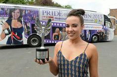 Stephanie Davis, Pride, Gay Pride