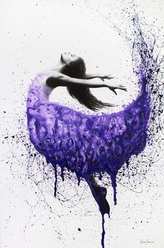Inner Spirit by Ashvin Harrison is printed with premium inks for brilliant color and then hand-stretched over museum quality stretcher bars. Money Back Guarantee AND Free Return Shipping. Ballerina Painting, Ballerina Art, Ballet Art, Dance Paintings, Spirited Art, Dance Photography, Canvas Art Prints, Framed Canvas, Framed Prints