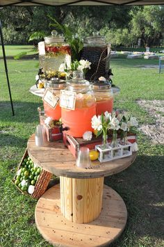 dispensador de bebidas para fiestas