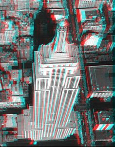 Empire State Building 3-D conversion by MVRamsey.deviantart.com on @deviantART